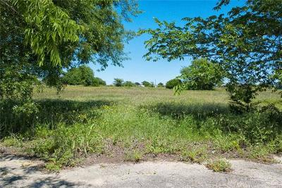 Hutto Residential Lots & Land Pending - Taking Backups