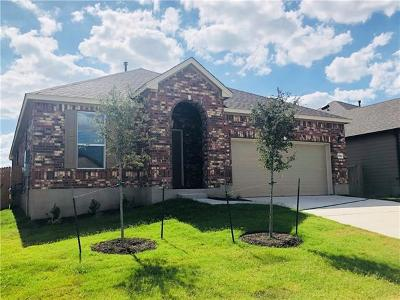 Round Rock Rental For Rent: 7962 Arezzo Dr