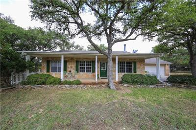 Wimberley TX Single Family Home For Sale: $327,000