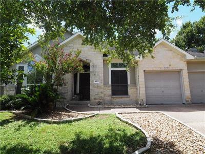 Austin Rental For Rent: 4507 Slickrock Cv