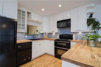 Austin Single Family Home For Sale: 906 Plateau Cir