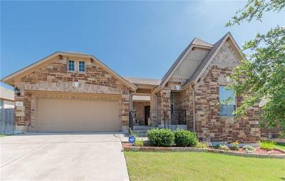 Hutto TX Single Family Home For Sale: $295,000