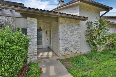 Austin Condo/Townhouse For Sale: 2217 Onion Creek Pkwy #112