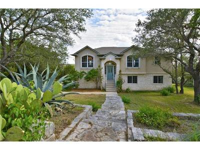 Lago Vista Single Family Home For Sale: 21513 Surrey Ln