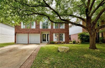 Round Rock Single Family Home Pending - Taking Backups: 8413 Glen Canyon Dr