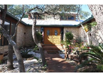 Travis County Single Family Home For Sale: 11100 and 11012 Little Thicket Rd