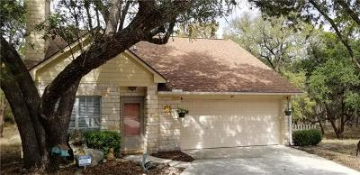Wimberley Single Family Home Pending - Taking Backups: 22 Wood Glen Dr
