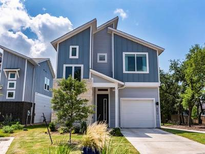 Austin Single Family Home For Sale: 8017 Vivid Sky Ln