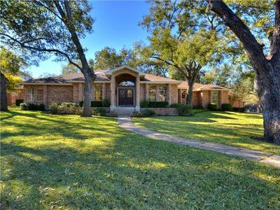 Round Rock Single Family Home For Sale: 11 Hillway Dr