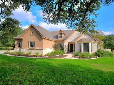 Wimberley Single Family Home For Sale: 121 Whitewater