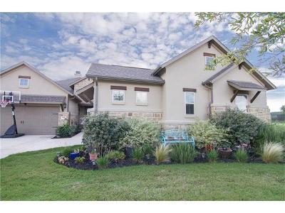 Single Family Home For Sale: 7618 Turnback Ledge Trl