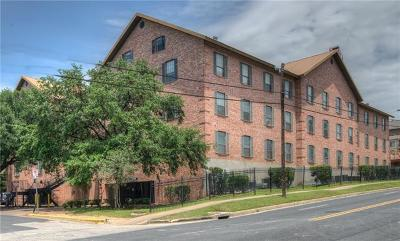 Austin Condo/Townhouse For Sale: 2401 Leon St #110