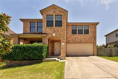 Round Rock Single Family Home Coming Soon: 529 Castebar Dr