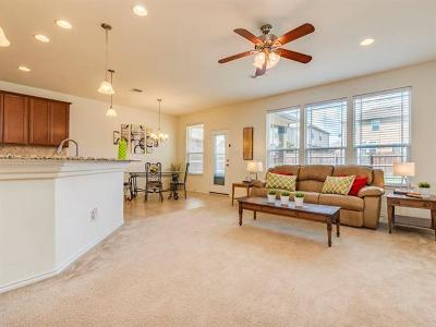 Georgetown Single Family Home For Sale: 1522 Crested Butte Way