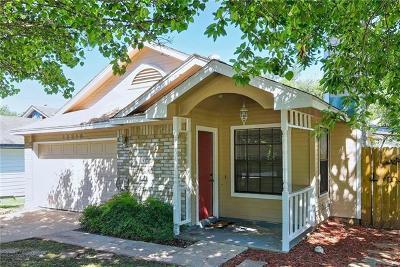 Austin Single Family Home For Sale: 12316 Cedarspur Rd
