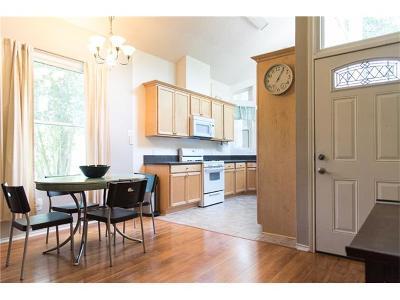 Austin Single Family Home Pending - Taking Backups: 2909 Rochelle Dr