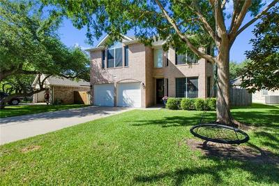 Hays County, Travis County, Williamson County Single Family Home For Sale: 5209 Concho Creek Bnd