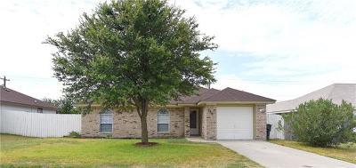 Killeen Single Family Home For Sale: 3510 Crescent Dr