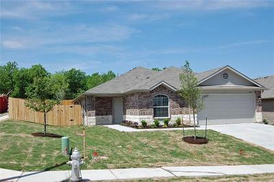 Pflugerville TX Single Family Home For Sale: $264,900