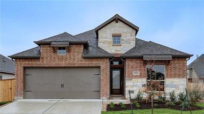 Manor Single Family Home For Sale: 13800 Arbor Hill Cv