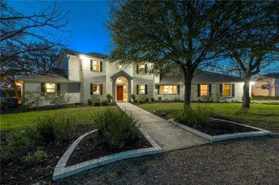 Single Family Home For Sale: 741 Butler Ranch Rd