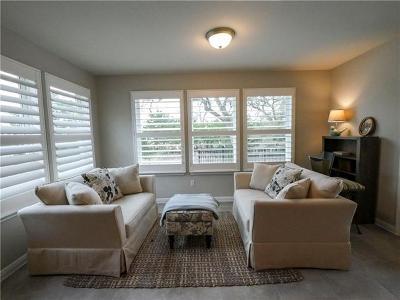 Georgetown Single Family Home For Sale: 106 Brenham Pass