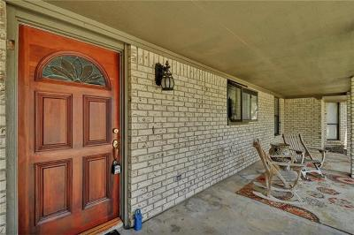 Belton Single Family Home Pending - Taking Backups: 12844 Summit Trl