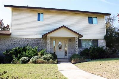 San Marcos Single Family Home For Sale: 309 Lamar Ave