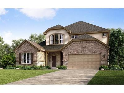 Pflugerville Single Family Home For Sale: 3813 Gildas Path
