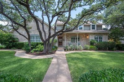 Austin Single Family Home Pending - Taking Backups: 6905 Jester Blvd