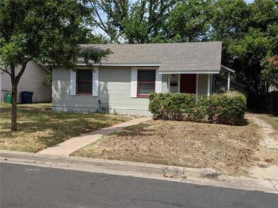 Single Family Home For Sale: 5706 Link Ave