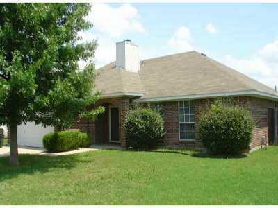 Georgetown Rental For Rent: 1908 Quail Valley Dr