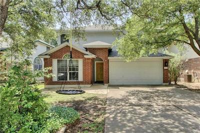 Austin Single Family Home For Sale: 12709 War Path