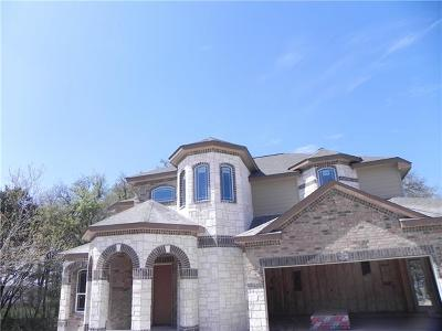 San Marcos Single Family Home Active Contingent: 164 Emery Oak Ct