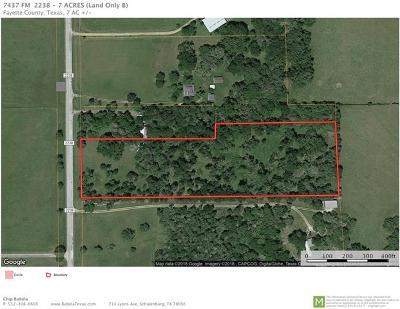 Schulenburg TX Farm For Sale: $75,000