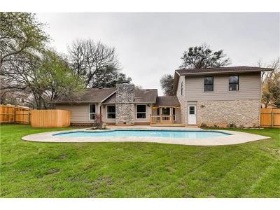 Single Family Home Pending - Taking Backups: 11301 Poppy Wood Cv