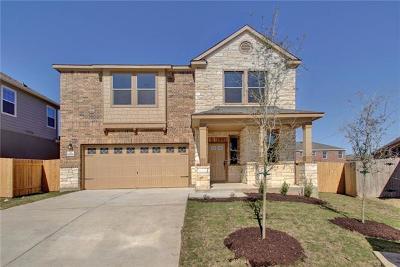 Austin TX Single Family Home For Sale: $315,004