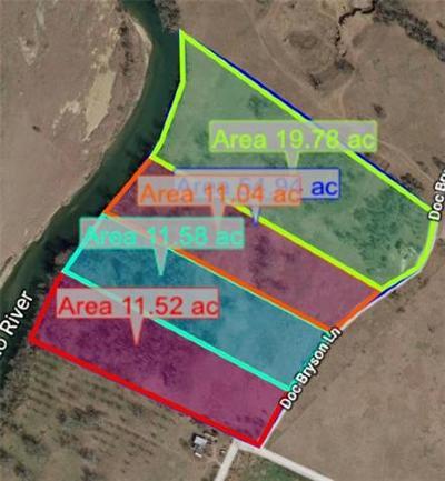 Bastrop Farm For Sale: 242B Doc Bryson 20ac Tract 4 Ln