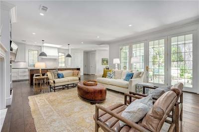 Austin Single Family Home For Sale: 3404 Monte Vista Dr