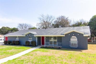 Harker Heights Single Family Home For Sale: 885 Nola Ruth Blvd