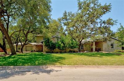 Travis County, Williamson County Single Family Home Pending - Taking Backups: 6806 Edgefield Dr