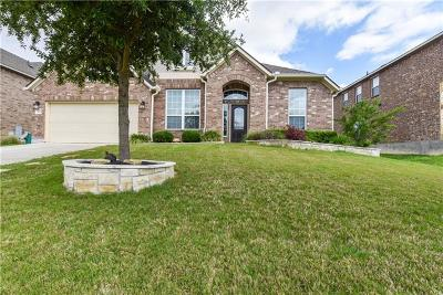 Harker Heights Single Family Home For Sale: 811 Cathedral Ct