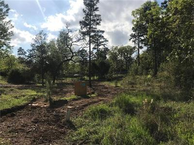 Bastrop Residential Lots & Land For Sale: Lot 1490 Upolu Ct