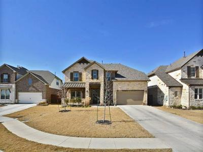 Liberty Hill Single Family Home For Sale: 218 Mindy Way