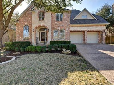 Austin Single Family Home For Sale: 12005 Portobella Dr