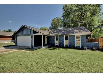 Austin Single Family Home For Sale: 5805 Whitebrook Dr