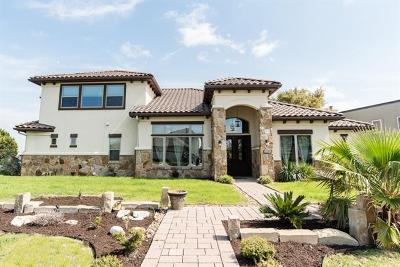 Lakeway Single Family Home Pending - Taking Backups: 429 Seawind