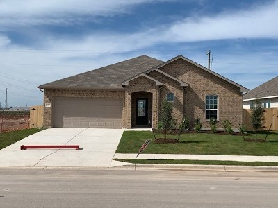 Hutto Single Family Home For Sale: 613 Carol Dr