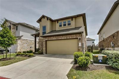 Cedar Park Single Family Home For Sale: 1401 Little Elm Trl #220