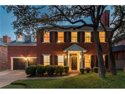 Single Family Home Pending - Taking Backups: 5509 Courtyard Dr